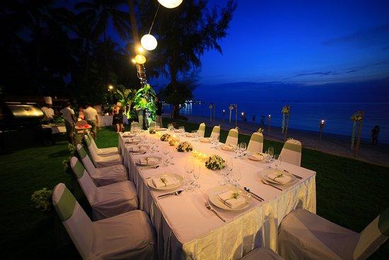 Lipa Noi, Tailândia: Wedding Event