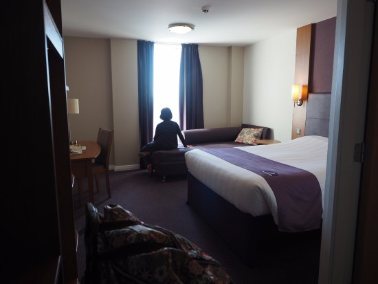 Premier Inn Glasgow City Centre Buchanan Galleries Hotel Photo