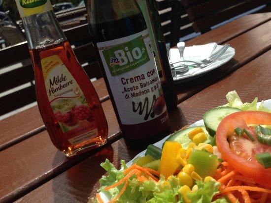 Strand Cafe: Beilagensalat