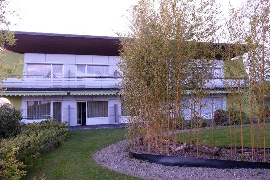Hotel Buchberg: Teil des Gartens