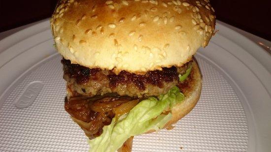 Hattersheim, Germania: kleiner Burger