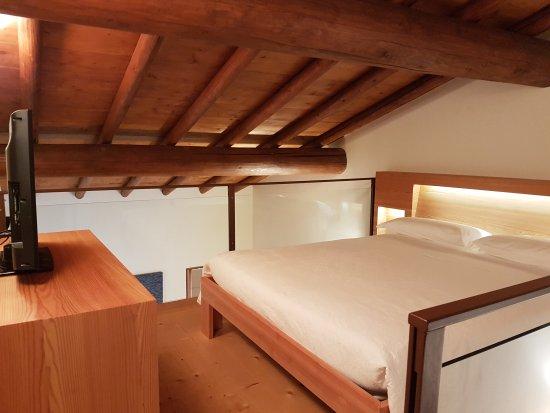 Camera con soppalco - Foto di Agriturismo Ca\'Giulietta ...