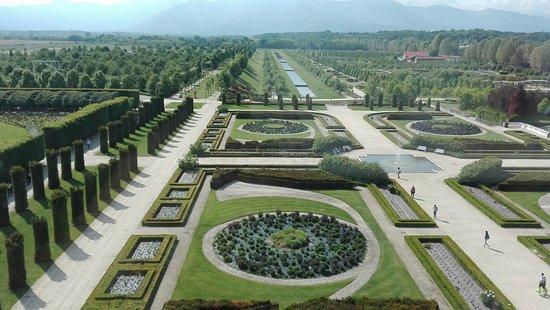 Giardini meravigliosi foto di reggia di venaria reale for Giardini meravigliosi