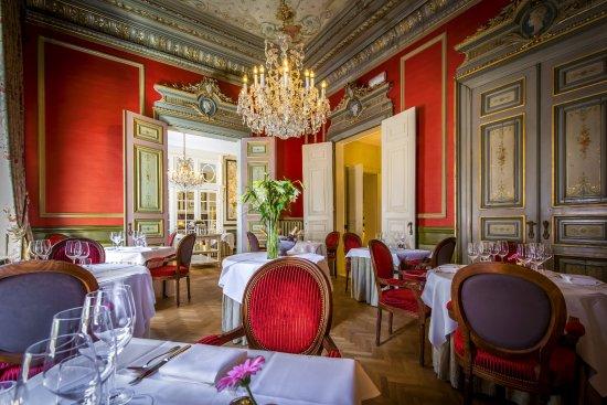 Hotel Heritage - Relais & Chateaux: Restaurant Le Mystique