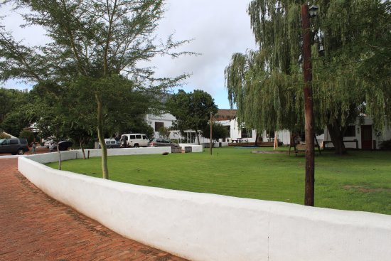 Assegaaibosch Country Lodge : Hotel entrance