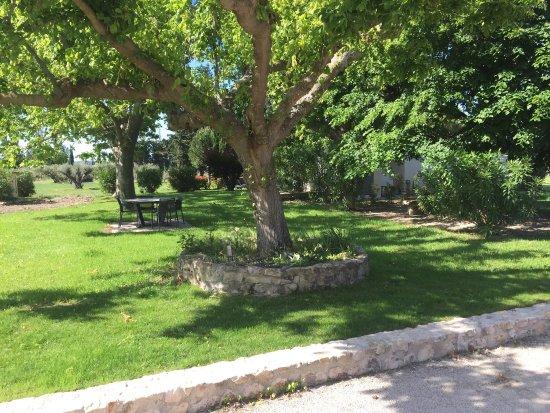 Graveson, Frankrijk: Un endroit exceptionnel en pleine verdure et bien tenu. Les hôtes sont très sympathiques et la r