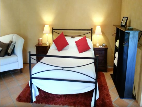 Flaxton, Αυστραλία: The bedroom area