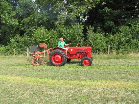 Banbury, UK: Tractor Driving Experience