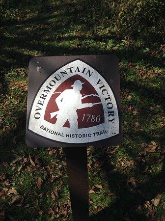 Spruce Pine, Βόρεια Καρολίνα: national historic trail