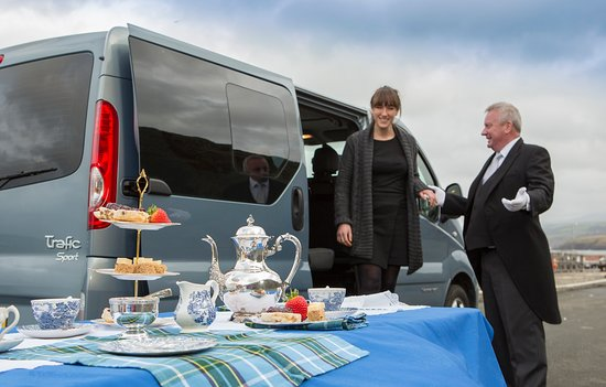 Albany Isle of Man Tea & Tours