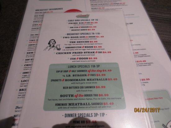 Sarah S Kitchen Klondike