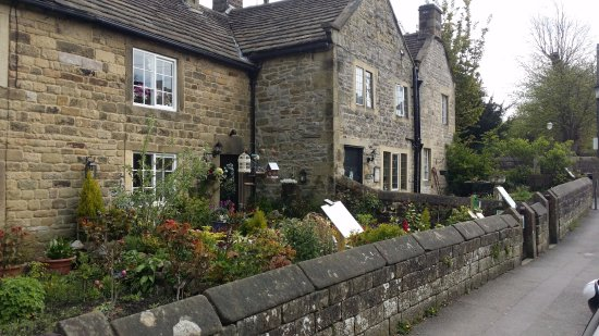 Eyam, UK: plague houses