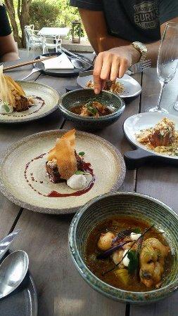 Констанция, Южная Африка: Assorted fine dining
