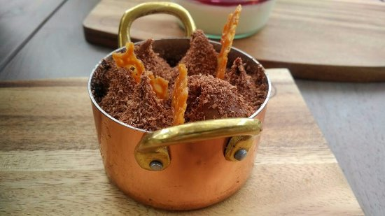 Констанция, Южная Африка: Chocolate and orange pot