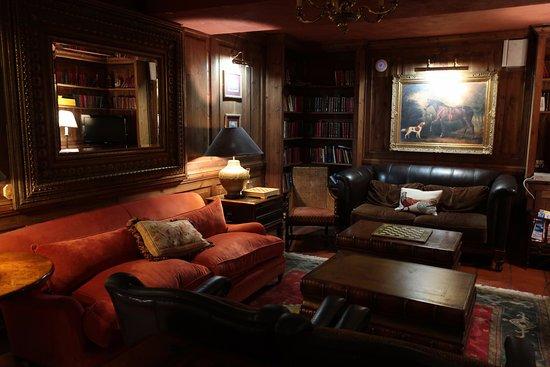 Bontnewydd, UK: Reading room