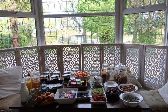 Bontnewydd, UK: Breakfast