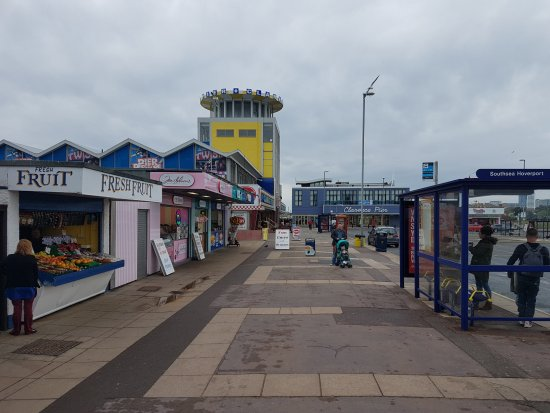 Clarence Pier Photo