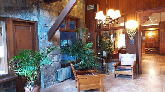 Hotel San Anton: Hall