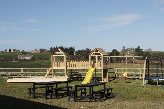 Miltown Malbay, Ιρλανδία: BIG playground for the kids to enjoy