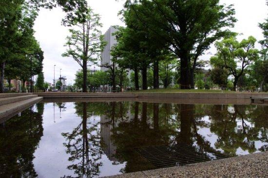 Nakano Shiki no Mori Park