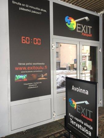 Exit Oulu