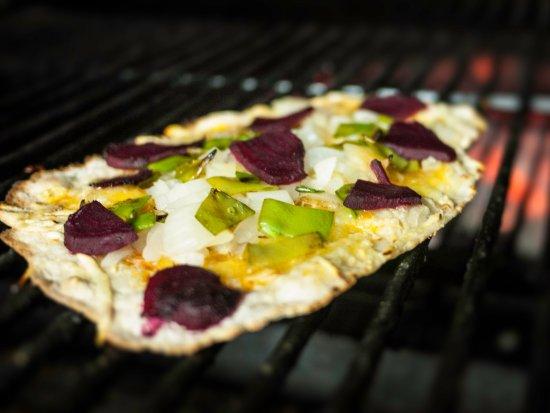 Teo, Ισπανία: Pizza da horta
