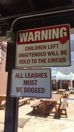 Petaluma, CA: Ha!