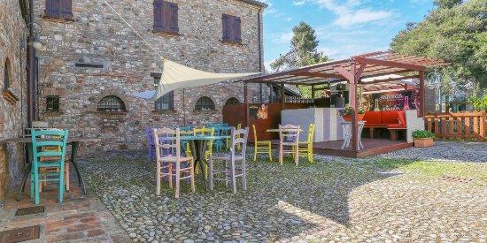 Poggio Berni, Italia: Lounge bar