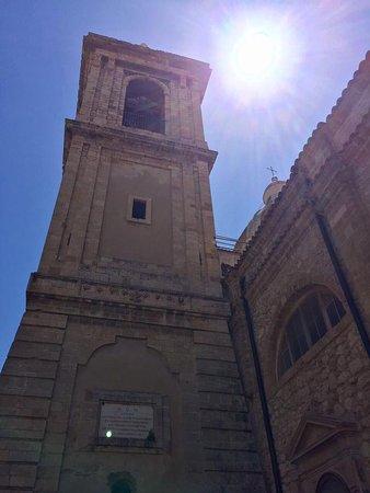 Il campanile della Chiesa Madre