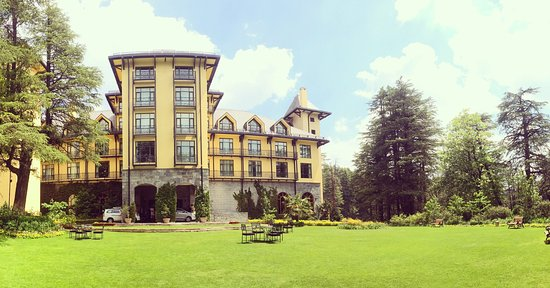 Wildflower Hall, Shimla in the Himalayas: photo0.jpg