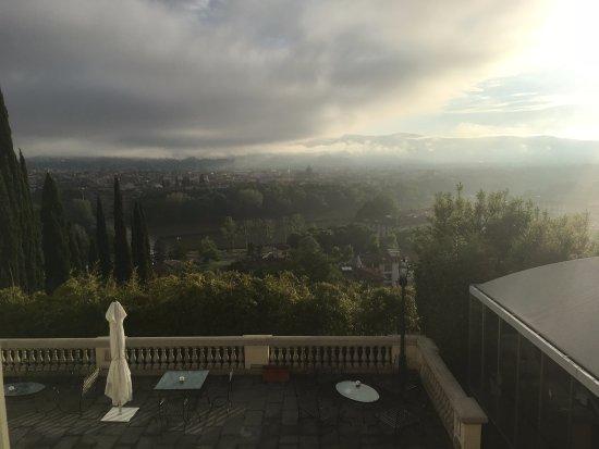 Villa La Vedetta : Sehr schöner Blick