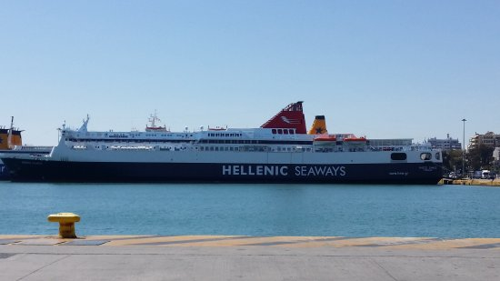 Hellenic Seaways: 20170426_144543_large.jpg