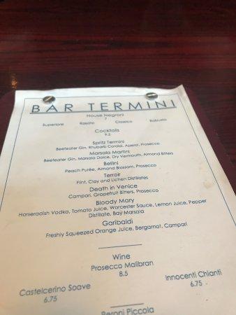 Bar Termini, London - Soho - Restaurant Bewertungen, Telefonnummer ...