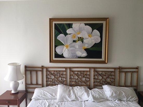Allamanda Laguna Phuket: 4 подушки это плюс