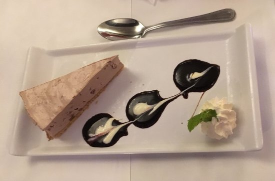 Portglenone, UK: Cheesecake