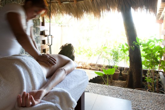 Jicaro Island Ecolodge Granada: Our spa offers treatments tailored to you