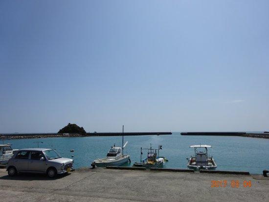 Henoko Fishing Harbor