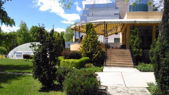Primasol Ralitsa Superior Hotel: View from garden