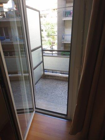 Hotel Aristoteles : balcony