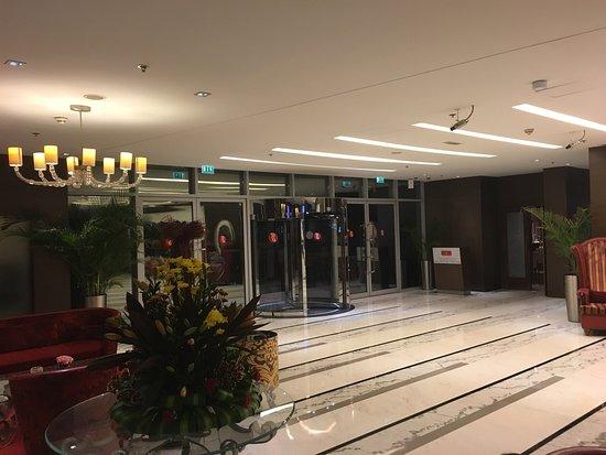 Ramada Chelsea Al Barsha: Third floor room