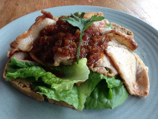 Nambour, Australia: H&H's take on the classic BLT.