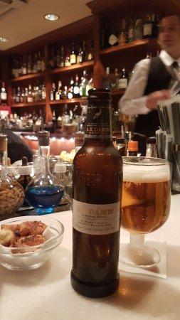 Milano Cocktail Bar: Very nice beer