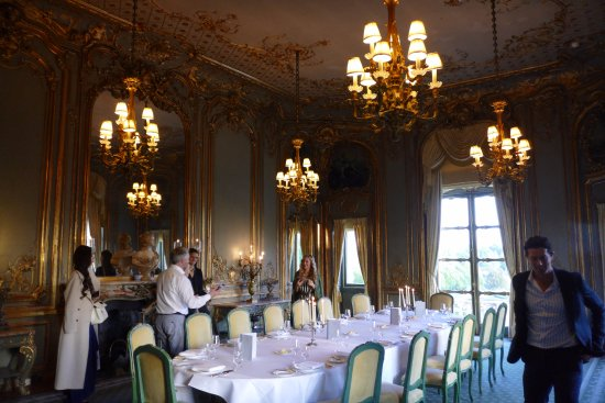 The French Dining Room Picture Of Cliveden House Taplow