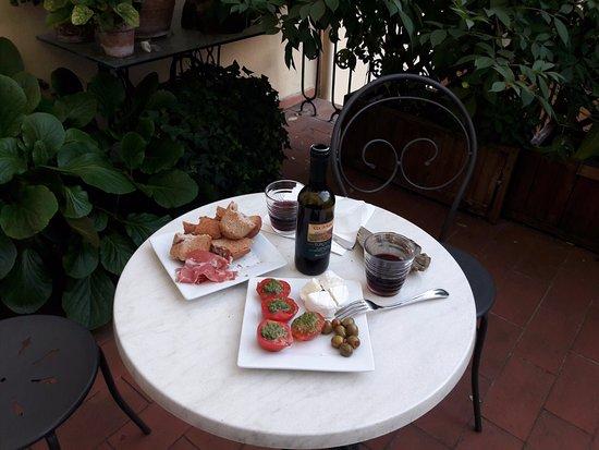 sala - Picture of La Terrazza Su Boboli, Florence - TripAdvisor