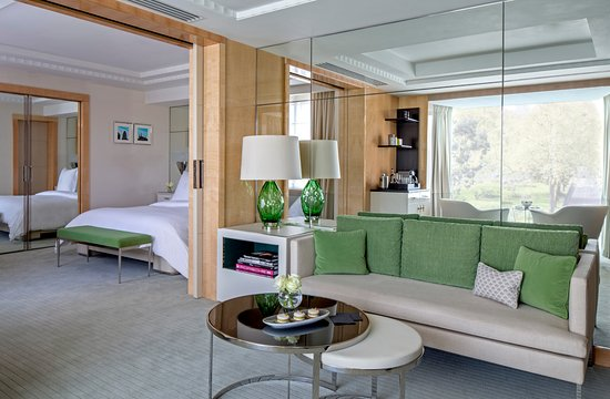 Four Seasons Hotel London at Park Lane: Mayfair Suite
