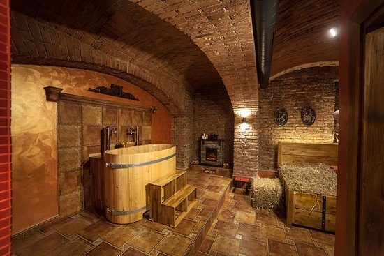 Lazne Pramen: Beer and Wine spa