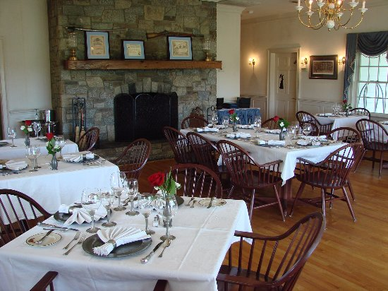 Remington, Virginie : Fine Dining Room