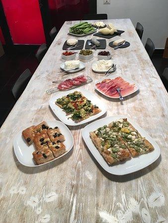 Vino Roma: Die leckeren Delikatessen