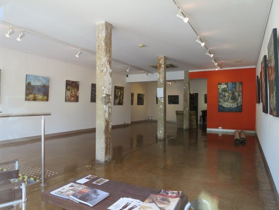 Paul Johnstone Gallery