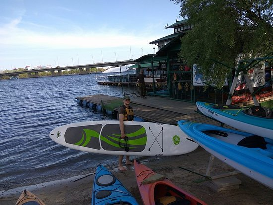 4 Storony SUP Kayak Club